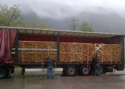 legna-camion