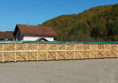 bancali-legna